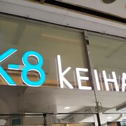 京王八王子駅直結のショッピングセンター