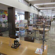 上河内サービスエリア(上り線)スナックコーナー