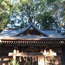 五所神社(神奈川県湯河原町)