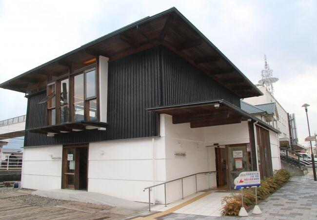 西条市役所十河信二記念館