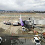博多から近い!便利な空港!