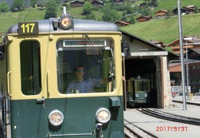 ヴェンゲンアルプ鉄道