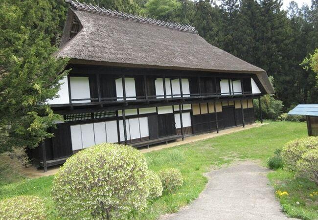旧冨沢家住宅