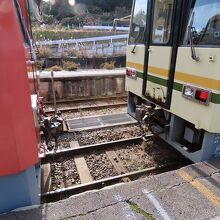 出雲横田駅で切り離しがあって2両から1両に
