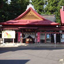 弘前八幡宮