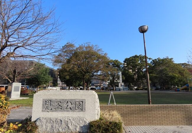公園 周南 緑地