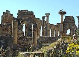 ヴォルビリスの古代遺跡