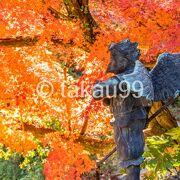 ハイキングコースから降りてきても、建長寺の拝観料(500円)が必要です。