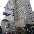 池袋西口のシティーホテル