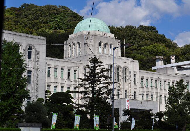 1929年に建てられた建物