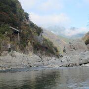 四国の吉野川