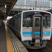 JR八戸線