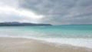 奥間ビーチ海水浴場