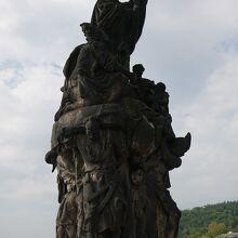 フランシスコ ザビエル像