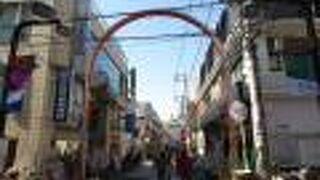 染井銀座商店街