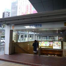 博多駅地下街