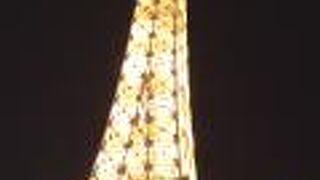 エッフェル タワー レストラン