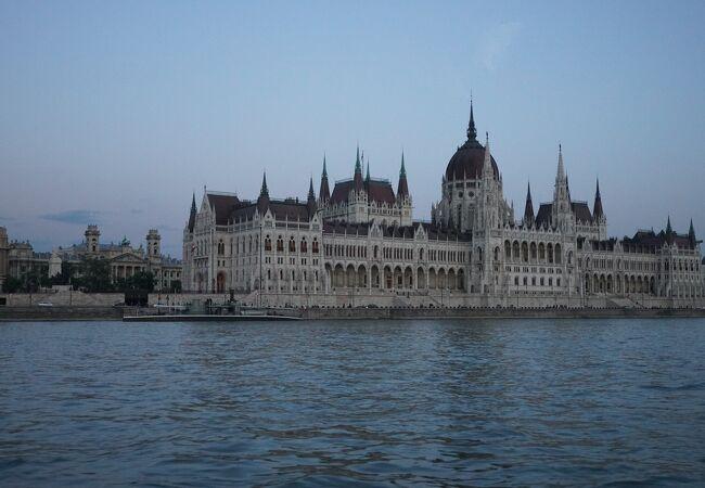 ブダペストの夜景で一番の景色