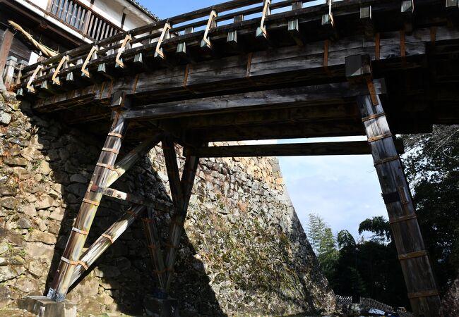 彦根城 京橋
