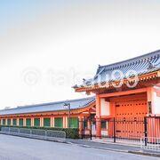 京都でも特に人気のある観光名所。
