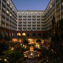 フォーシーズンズ ホテル メキシコ シティ