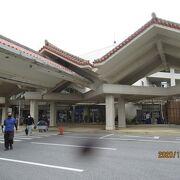 南の島の空港です