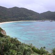渡嘉敷島の絶景ポイントは展望台