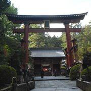 吉田口富士登山道の起点となる神社は山梨を代表するパワースポット