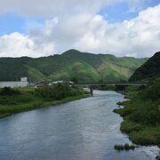高知県の日本最後の清流