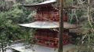 岩屋寺 奥之院
