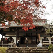 東大寺 指図堂