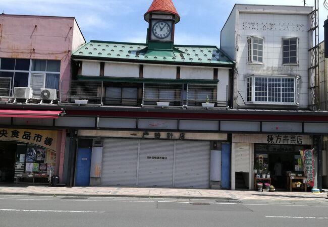 観光地ではありますがお店としては閉店しています