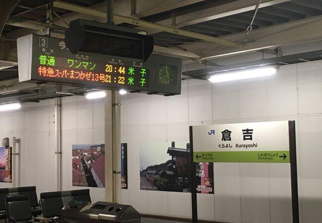 鳥取県内は速い