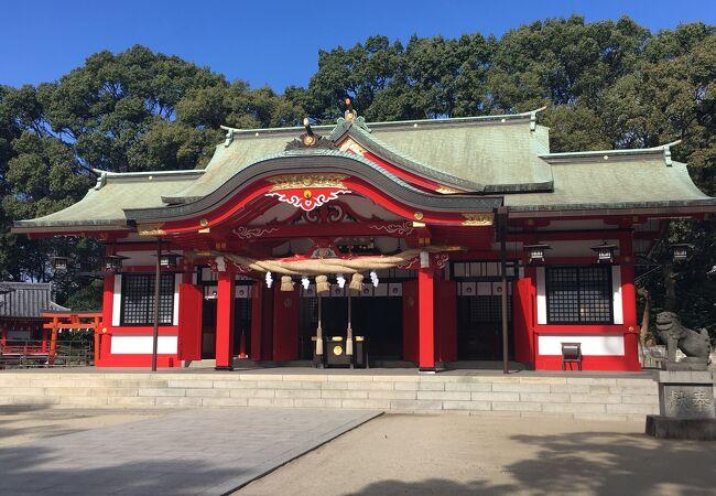 大分の春日神社