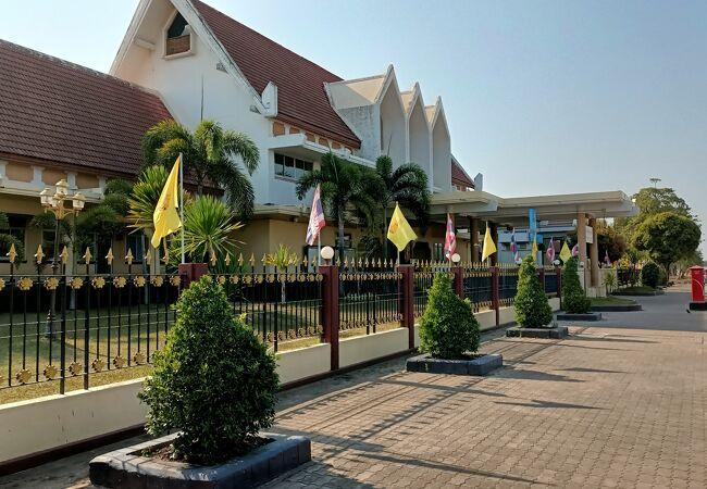タイ東北の最果ての駅、ラオスへ