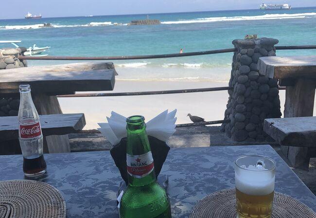 アマルタビーチ シーサイドレストラン