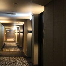 14階 通路