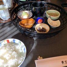 ご飯が進む朝ごはん