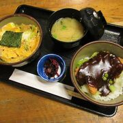 岡山名物ドミグラスソースカツ丼の元祖「カツ丼野村」の「孫膳」