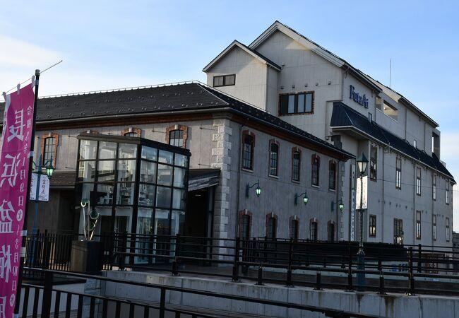 京阪神からも直通の新快速電車が走っている長浜