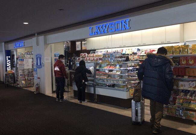 ローソン 新千歳空港出発口店