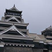 熊本市に行ったら先ずはお城。