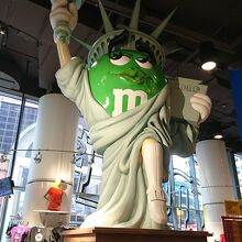 エム & エムズ ワールド ニューヨーク