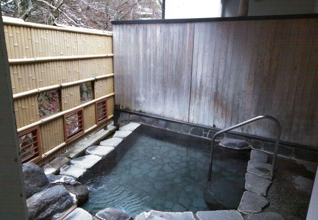 鹿教湯温泉を満喫できます。