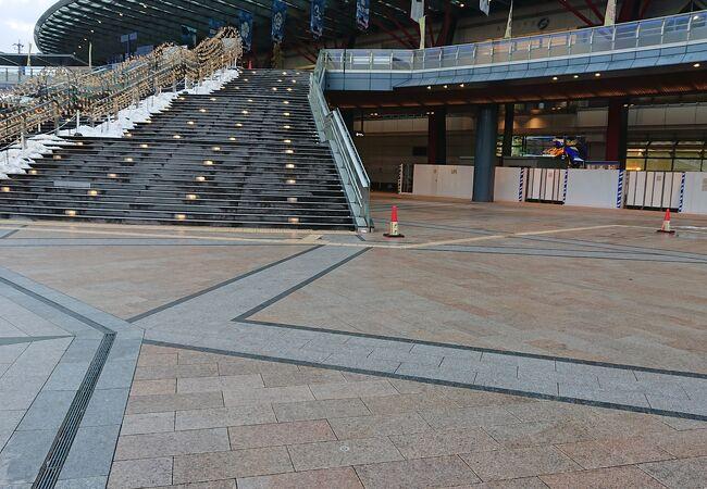 JR岐阜駅へのアクセスを確保しています