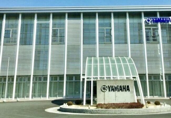 ヤマハ掛川工場