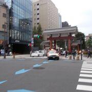 増上寺の総門です。