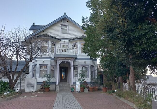大磯迎賓館 (旧木下家別邸)
