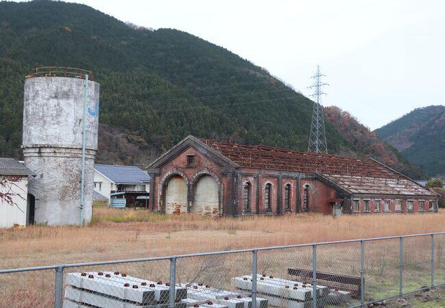 和田山駅機関庫