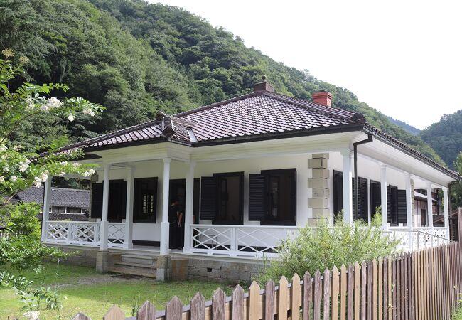 ムーセ旧居 ムーセハウス写真館